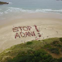 Stop Adani coffs